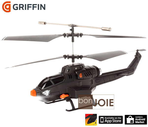 ::bonJOIE:: Griffin Helo TC Assault Touch Helicopter 觸控 遙控 攻擊型 直升機  直昇機