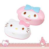 Sanrio 三麗鷗 Kitty 凱蒂貓 Melody 美樂蒂 紙巾盒 玻尿酸濕紙巾 日本進口正版