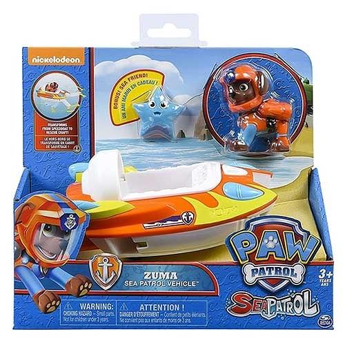 《 汪汪隊立大功 paw patrol 》主題車輛組4 - 路馬 ╭★ JOYBUS玩具百貨