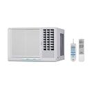 (含標準安裝)台灣三洋SANLUX定頻窗型冷氣4坪SA-R281FEA 電壓110V右吹