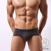男士三角內褲性感莫代爾棉運動低腰【貼身日記】