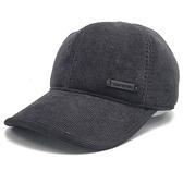 棒球帽-戶外休閒冬季防寒毛呢男護耳帽4色73pi19[巴黎精品]