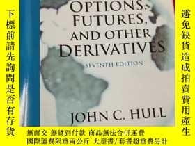 二手書博民逛書店SEVENTH罕見EDITION OPTIONS , FUTUR