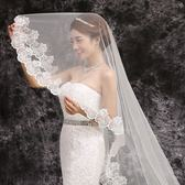 頭紗 婚紗頭紗婚禮新娘3米超長頭紗 莎拉嘿幼