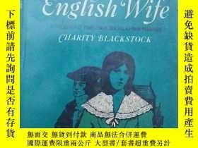 二手書博民逛書店THE罕見english wife charity blacks