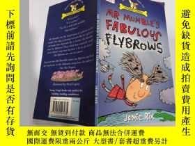 二手書博民逛書店mr罕見mumble s fabulous flybrows 曼布爾先生那令人難以置信的眉毛Y200392