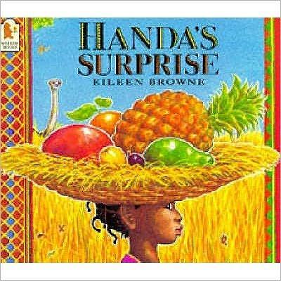 『說口好英文--第41週』『繪本123‧吳敏蘭老師書單』-- HANDA'S SURPRISE /英文繪本附CD