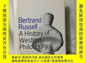 二手書博民逛書店A罕見HISTORY OF WESTERN PHILOSOPHY