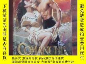 二手書博民逛書店Comanche罕見Temptation(情愛小說)Y85718