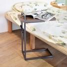 咖啡桌 床邊桌 雅博德48x29cm邊桌(附USB) 凱堡家居【H10290】