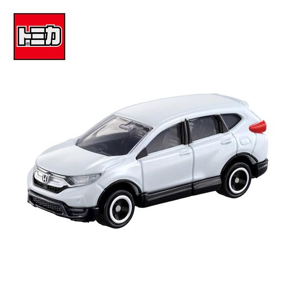 【日本正版】TOMICA NO.67 本田 CR-V Honda 休旅車 玩具車 多美小汽車 - 798477