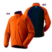【山水網路商城】日本mont-bell CLIMAPLUS MESH 輕薄防風外套/夾克/休閒外套/潑水加工 1130212 橘色