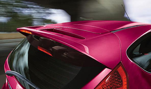 莫名其妙倉庫【ABS 尾翼】福特 Ford Fiesta 09~12 鴨尾 壓尾 免打孔 可直上 RS ST 1.4 1.6