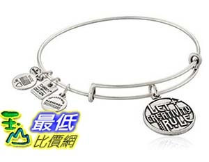 [美國直購]  Alex and Ani Charity By Design Let Creativity Rule Bangle Bracelet 手鐲