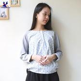 【單一特價】American Bluedeer - 印花拉克蘭衣 春夏新款