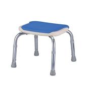 安壽 無背靠洗澡椅-藍色(CPE-N)【杏一】