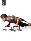 H型俯臥撐支架工字型俄挺健身腹肌速成神器材男鍛煉胸肌家用訓練 交換禮物