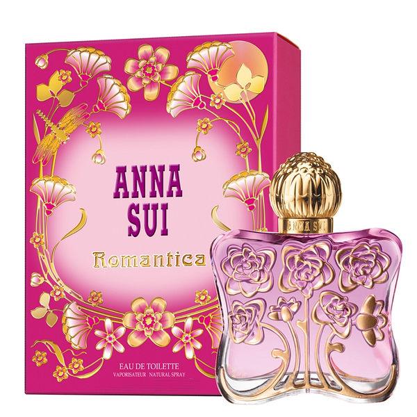 Anna Sui Romantica 安娜花園淡香水 75ml