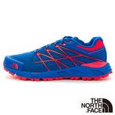 The North Face 女 越野跑鞋-藍/紅 NF00CC4DGNT-AA【GO WILD】