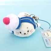 [PET PARADISE] 日本Sirotan 水手太郎耳機塞+螢幕擦