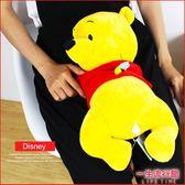 《現貨》迪士尼 小熊維尼 正版 趴趴 蜜蜂款 絨毛娃娃 抱枕 40cm 生日情人節禮物 D01120