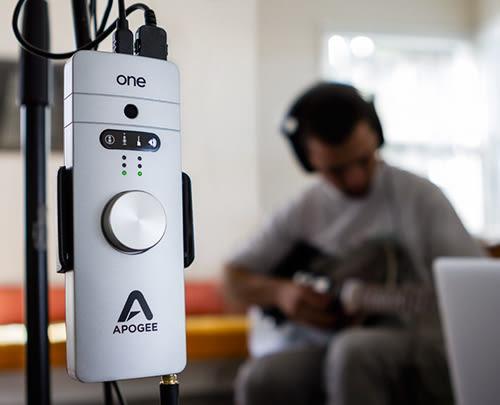 【敦煌樂器】Apogee ONE 頂級行動錄音介面
