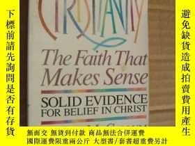二手書博民逛書店The罕見faith that makes sense:Soli