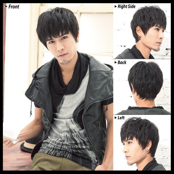 MFH韓國男生假髮◆CNBLUE齊眉質感假髮【S033002】*韓國髮型/男假髮/男生假髮/新年髮型