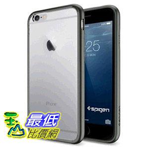 黑鎳Spigen iPhone 6 Case,  [AIR CUSHION] (4.7) Case Bumper iphone6 (2014)  手機保護殼 -Gunmetal $739