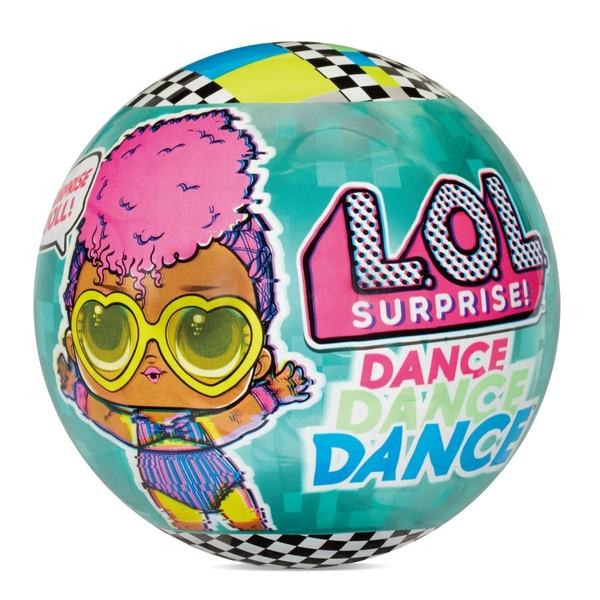 《 LOL Surprise 》LOL驚喜熱舞寶貝 / JOYBUS玩具百貨