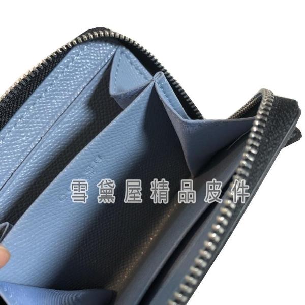 ~雪黛屋~COACH 證件夾名片夾零錢包萬用國際正版保證進口防水防刮皮革品證購證盒塵套提袋等候