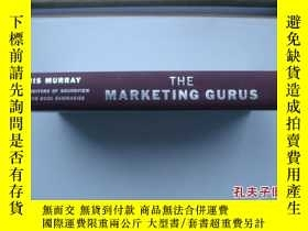 二手書博民逛書店營銷大師罕見The Marketing Gurus: Lesso