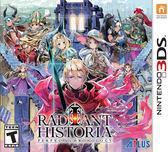 3DS 光輝戰史 完美年代記(美版代購)