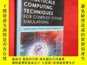 二手書博民逛書店Large-Scale罕見Computing Technique