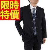 成套西裝 包含西裝外套+褲子 男西服-制服上班族必備優質復古別緻2色54o4【巴黎精品】