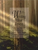 二手書博民逛書店 《Writing Clear Essays》 R2Y ISBN:0134545478│Longman Publishing Group