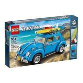LEGO 樂高 Creator Expert Volkswagen Beetle 10252 Construction Set