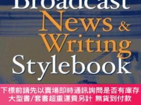 二手書博民逛書店Broadcast罕見News And Writing StylebookY255174 Papper, Ro