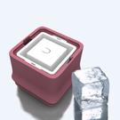 POLAR ICE 極地冰盒 - 方竹系列 粉色 (正方形冰)