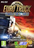 [7美國直購] 2018 amazon 亞馬遜暢銷軟體 Euro Truck Simulator 2 Gold  PC CD UK