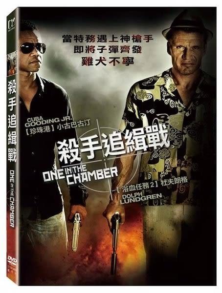 殺手追緝戰 DVD(購潮8)
