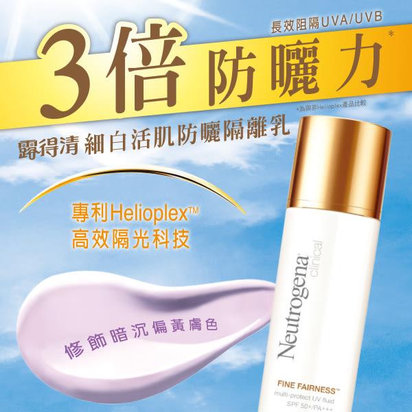 露得清細白活肌防曬隔離乳 SPF50+ 30ml