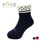 (特價) 【SNUG 消臭健康童襪 】點點款  (OS小舖)
