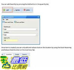 [106美國暢銷兒童軟體] Inventory Management Professional Software Inventory Control Supply Chain Management