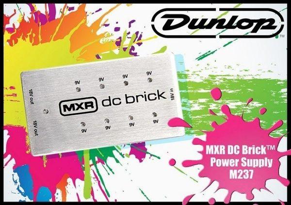 【小麥老師 樂器館】Dunlop MXR M-237 DC Brick M237 效果器 電源供應器