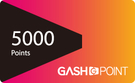 遊戲橘子 GASH 5000點 點數卡 - 可刷卡【嘉炫電腦JustHsuan】
