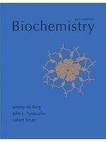 二手書博民逛書店《Biochemistry: International Edi