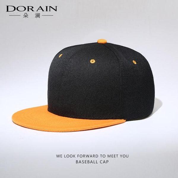 帽子男士戶外嘻哈帽韓版潮遮陽帽女防曬棒球帽太陽平沿帽 萬客居