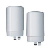 [玉山最低比價網] Brita 42400 On Tap Filters, 2-Pack, White白色 (水龍頭 濾芯/濾心2個 )