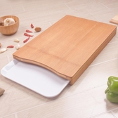 家用菜板不粘搟面板廚房切菜板整竹刀板砧板小占板水果板整竹案板